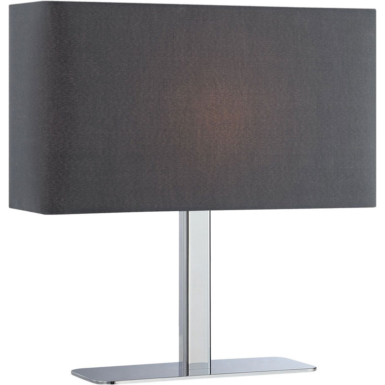 Rectangular Table Lamp Levon In Table Lamps